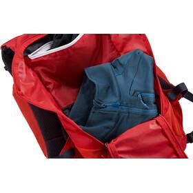 Salomon Agile 12 Backpack Set Barbados Cherry/Graphite